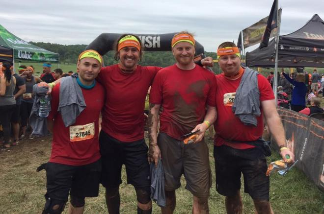 2017 Tough Mudder Philly
